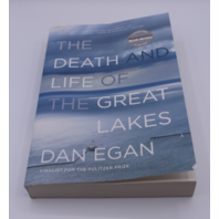 THE DEATH AND LIFE OF THE GREAT LAKES SAN EGAN 393355551