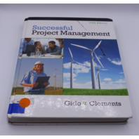 SUCCESSFUL PROJECT MANAGEMENT 5TH EDITION 8800029919152