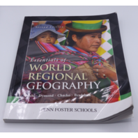 ESSENTIALS OF WORLD REGIONAL GEOGRAPHY PENN FOSTER SCHOOL 2ND EDITION