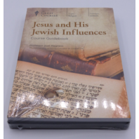 THE GREAT COURSES JESUS AND HIS JEWISH INFLUENCES BOOK 1629972355