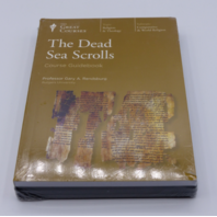 THE GREAT COURSES THE DEAD SEA SCROLLS DVD AND BOOK 1598036319