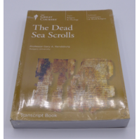 THE GREAT COURSES THE DEAD SEA SCROLLS BOOK 1598036327