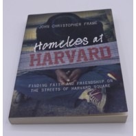 JOHN CHRISTOPHER FRAME HOMELESS AT HARVARD 031031867X