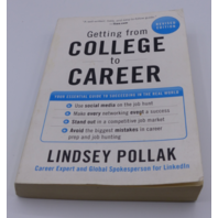 GETTING FROM COLLEGE TO CAREER LINDSEY POLLAK 2900062069275