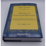 ANNALS OF SCOTTISH PAINTING ROBERT DICKSON 483691313