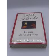 ISABEL ALLENDE LA CASA DE LOS ESPIRITUS 9802932175