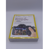 THE GREAT COURSES MASTERS OF PHOTOGRAPHY TRANSCRIPT BOOK 1598038990