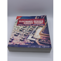 ELECTRONIC DEVICES AND CIRCUIT THEORY 11TH EDITION ROBERT L BOYLESTAD 9332542600