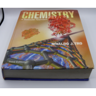CHEMISTRY A MOECULAR APPROACH THIRD EDITION NIVALDO J. TRO HARDCOVER