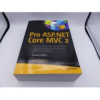 PRO ASP.NET CORE MVC 7TH EDITION ADAM FREEMAN 148423149X