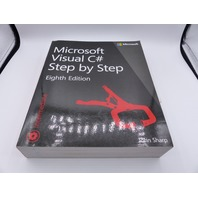 MICROSOFT VISUAL C# STEP BY STEP 8TH EDITION JOHN SHARP 1509301046