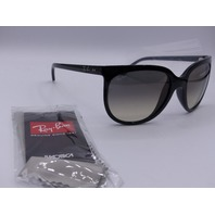 RAY BAN 4126 SUNGLASSES ITALY 601/32 2N CATS 1000 LUXOTICA GROUP SPA NO CASE