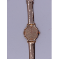 RAINBOW ROSE GOLD COLORED WOMENS WATCH 07143  4203