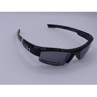 UNDER ARMOR YOUTH SUNGLASSES ACMJ762 BLACK NEW IN A BOX PROPEL
