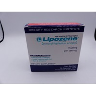 LIPOZENE MAXIMUM STRENGTH 1500 MG/SERVING DIETARY SUPPLEMENT 60 TOTAL CAPSULES