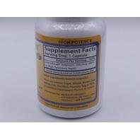 HIGH POTENCY HEALTHY ORIGINS NATURAL SELENO EXCELL SELENIUM 200 MCG 180 CAPSULES