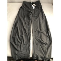 RUTI JACK PANTS SIZE 0 GRAPHITE GREY 99437 NYLON SPANDEX STRETCH