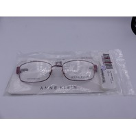 ANNE KLEIN AK5006 53/16-140 BURGUNDY GLASSES