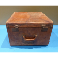 GENERIC ANTIQUE SUITCASE BROWN