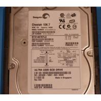 SEAGATE CHEETAH 10K.7 ST3146707LC HDD 9X2006-143 146GB HARD DISK DRIVE