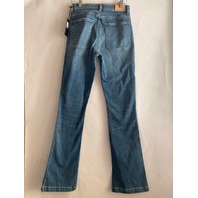 ANTHROPOLOGIE CITIZENS OF HUMANITY PREMIUM VINTAGE MAGGIE BOOTCUT JEANS SIZE 25