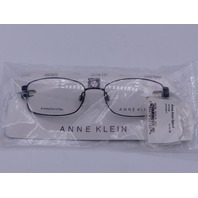 ANNE KLEIN AK5006 51/16-135  NAVY GLASSES
