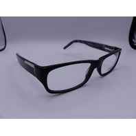 SERGIO SERGIO 3 55-16-140 BLACK GLASSES