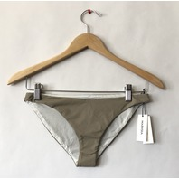 MARYSIA NEWPORT SWIMSUIT BOTTOMS IN TAN LOW RISE