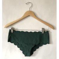 MARYSIA PALM SPRINGS SWIMSUIT BOTTOMS LOW RISE IN GREEN