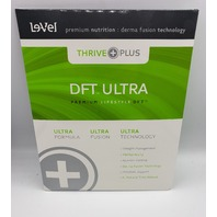 LE-VEL THRIVE+PLUS DFT ULTRA PREMIUM LIFESTYLE DFT 30 APPLICATIONS DERMA FUSION
