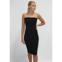 WOLFORD FATAL DRESS IN BLACK SIZE S