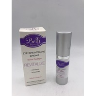 BELLI BEAUTY EYE BRIGHTENING CREAM .5 FL. OZ. 4.75 ML.