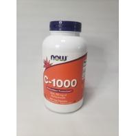NOW FOODS VITAMIN C-1000 250 CAPS IMMUNE ANTIOXIDANT WITH RUTIN & BIOFLAVINOIDS
