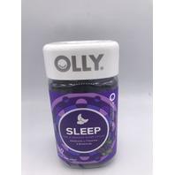 OLLY BLACKBERRY ZEN SLEEP 110 GUMMIES