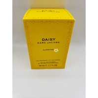 MARC JACOBS DAISY SUNSHINE EAU DE TOILETTE WOMEN'S PREFUME SPRAY 50ML 1.7 OZ