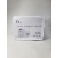 1 BY ONE WIRELESS DRIVEWAY ALERT ALARM KIT