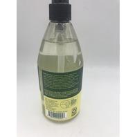 EVER SPRING LEMON & MINT LIQUID HAND SOAP 12 FL. OZ. 354.8 ML.