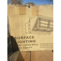 SURFACE LIGHTING DEEP LARGE WALL PACK SERIES