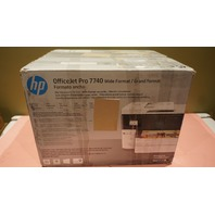 HP OFFICEJET PRO 7740 G5J38A WIDE FORMAT ALL IN ONE PRINTER
