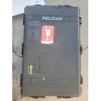 PELICAN 1650 PROTECTOR CASE BLACK WITH FOAM INSERT