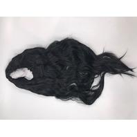 BLACK 28 INCH STRAIGHT HAIR WIG