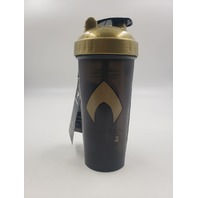 PERFECT SHAKER AQUAMAN THEMED WATER BOTTLE/SHAKER