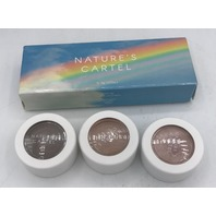 NATURE'S CARTEL CHAMPAGNE SCANDAL 90'S NUDE TAN LINE FROM TAHITI 2G .07 OZ.