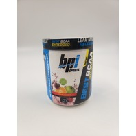 BPI SPORTS BEST BCAA SHREDDED LEAN MUSCLE WEIGHT LOSS FRUIT PUNCH 25 SERVINGS EXP 12/20