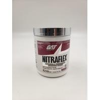 GAT SPORT NITRAFLEX HYPERMIA & TESTOSTERONE ENHANCING POWDER 30 SERVINGS EXP 03/22