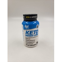 BPI HEALTH KETO WEIGHT LOSS ULTIMATE 75 CAPSULES EXP 10/21