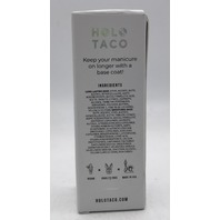 HOLO TACO LONG-LASTING BASE BASE COAT 12 ML. .4 OZ.