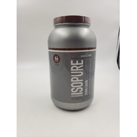 ISOPURE COOKIES & CREAM WHEY PROTEIN ISOLATE 44 SERVINGS EXP 05/21