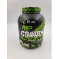 MUSCLEPHARM COMBAT PROTEIN POWDER VANILLA 4LBS EXP 09/22