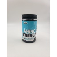 AMINO ENERGY BY OPTIMUM NUTRITION 30 SERVINGS BLUEBERRY MOJITO EXP 12/21